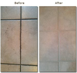 tile and grout cleaning Big Green